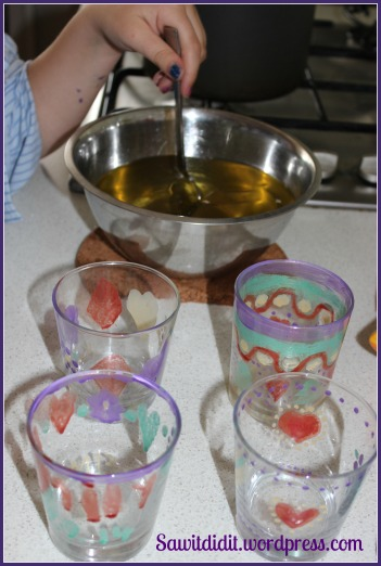glasspainting and candlemaking 4