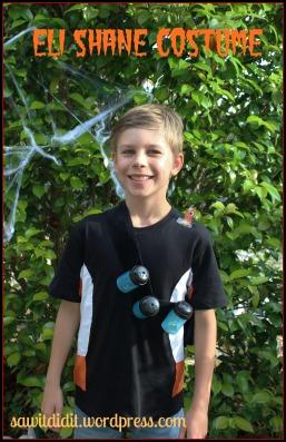 Eli Shane costume 2