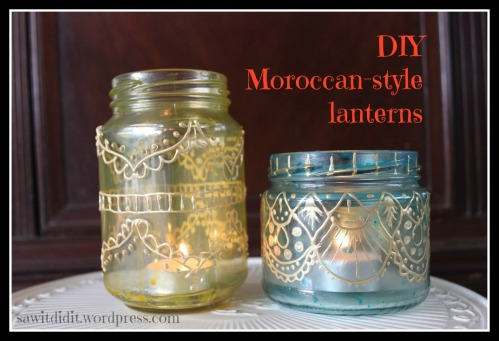DIY Moroccan-style lanterns1 sawitdidit.wordpress.com
