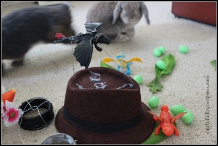 Easter hat bunny bombing (1024x688)