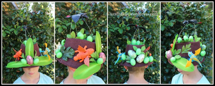 Easter 'How To Train Your Dragon' hat - sawitdidit.wordpress