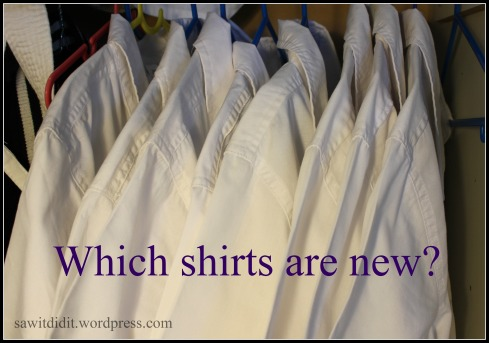 White school shirts