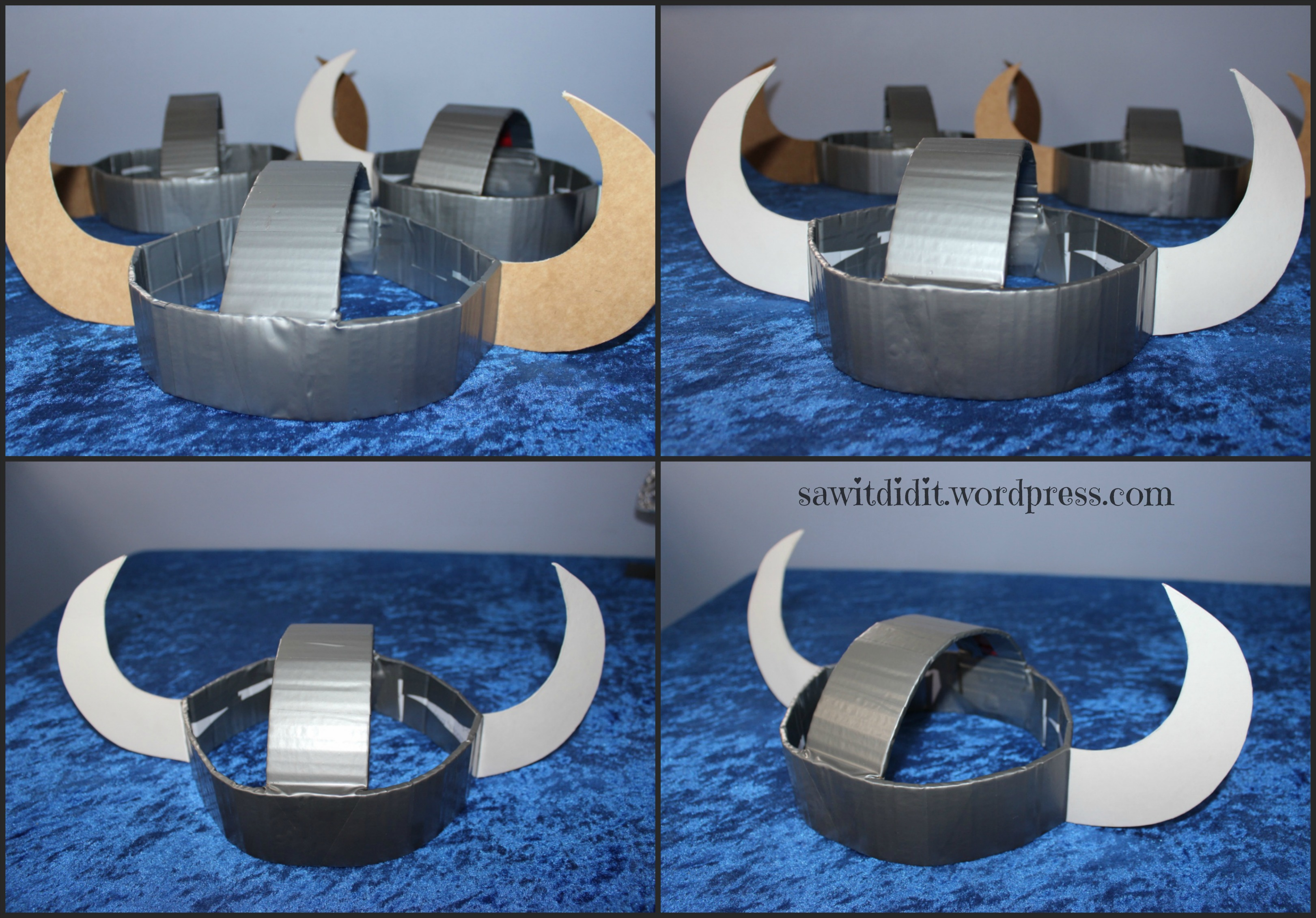 How To Train Your Dragon Party The Viking Helmets Saw It Pinned Horn Wiring Diagram
