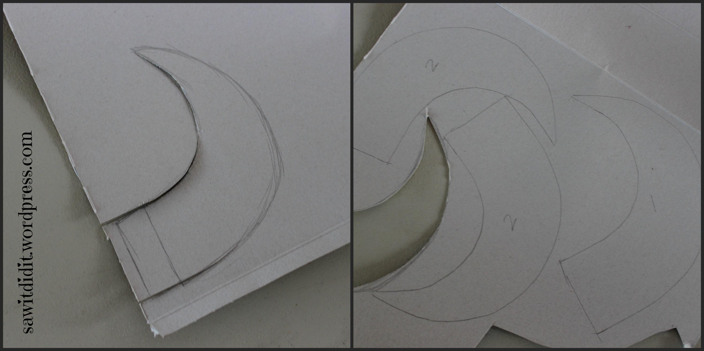 Cardboard Viking Helmet Template : Ash Cycles