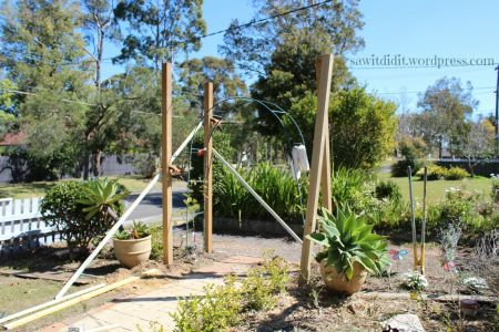 garden arch day 1