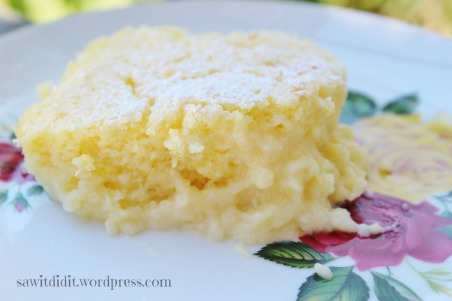 Lemon Delicious Pudding . sawitdidit.wordpress