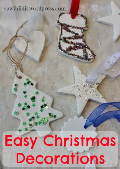 Easy Christmas decorations . sawitdidt.wordpress.com