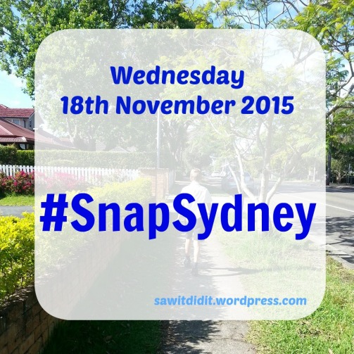 #SnapSydney sawitdidit.wordpress.com