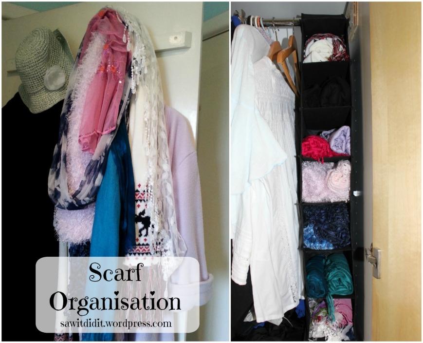 Scarf organisation