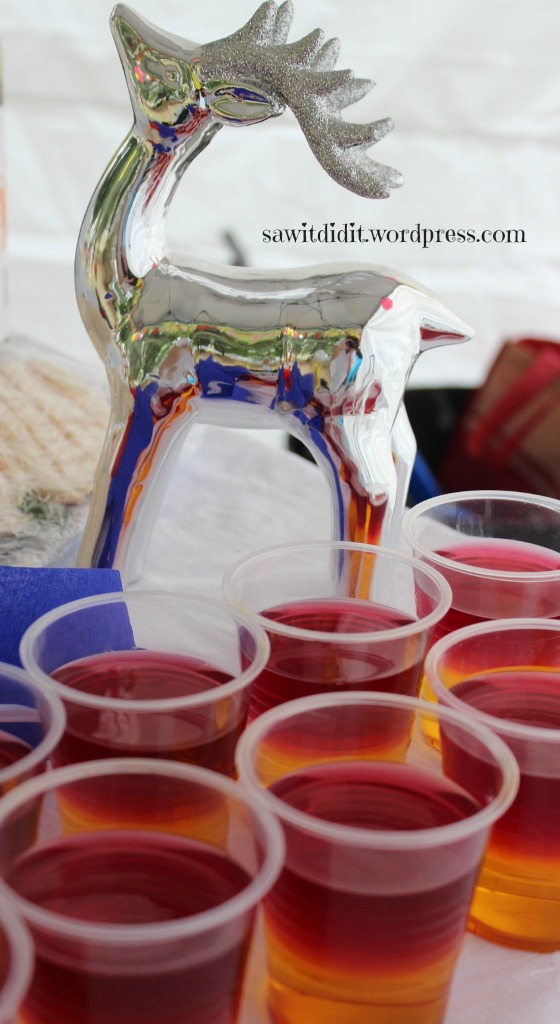 HP birthday party jelly cups