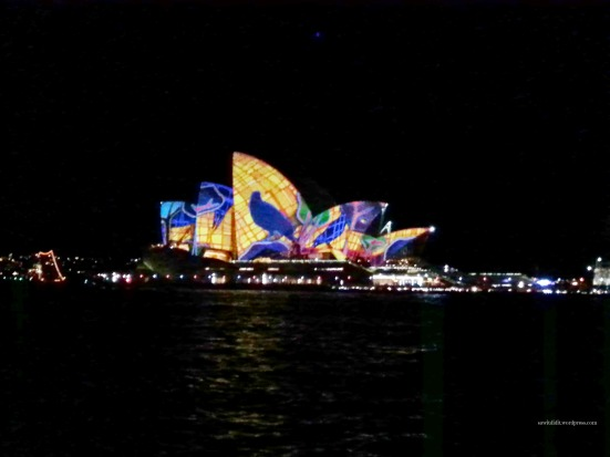Vivid Sydney Opera House 1