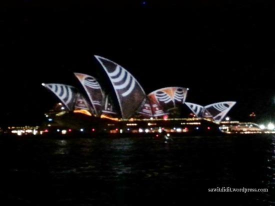 Vivid Sydney Opera House 3
