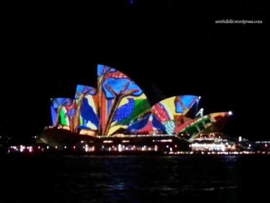 Vivid Sydney Opera House 6