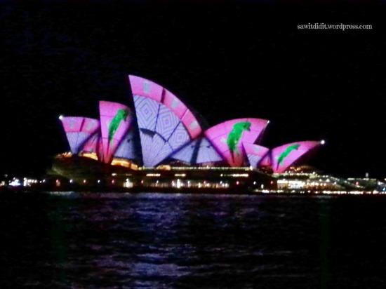 Vivid Sydney Opera House 8