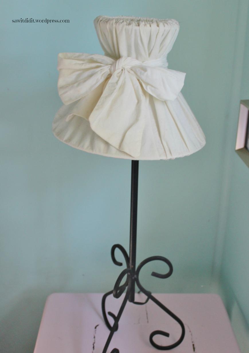 Lamp..cream