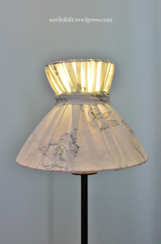 Lamp...lit