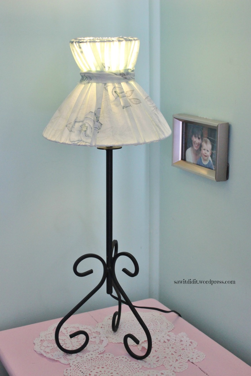 Lamp...styled