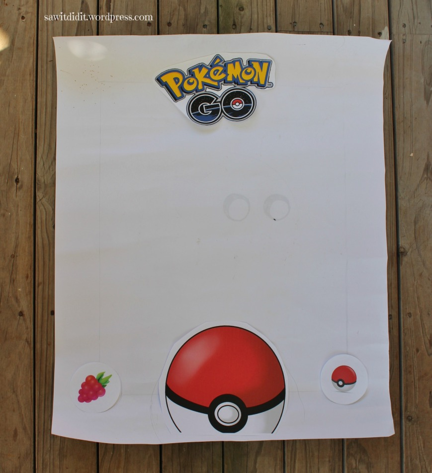 Pokemon photo frame 2