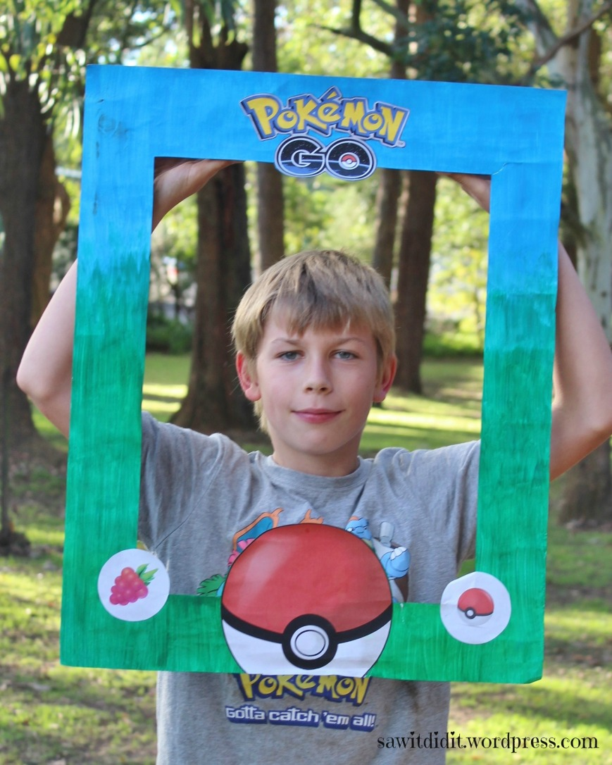 Pokemon photo frame 4