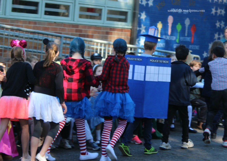 Book Week parade