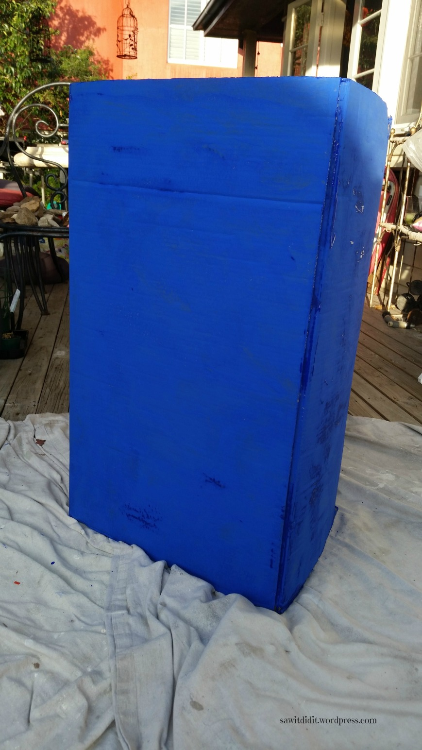 TARDIS blue box