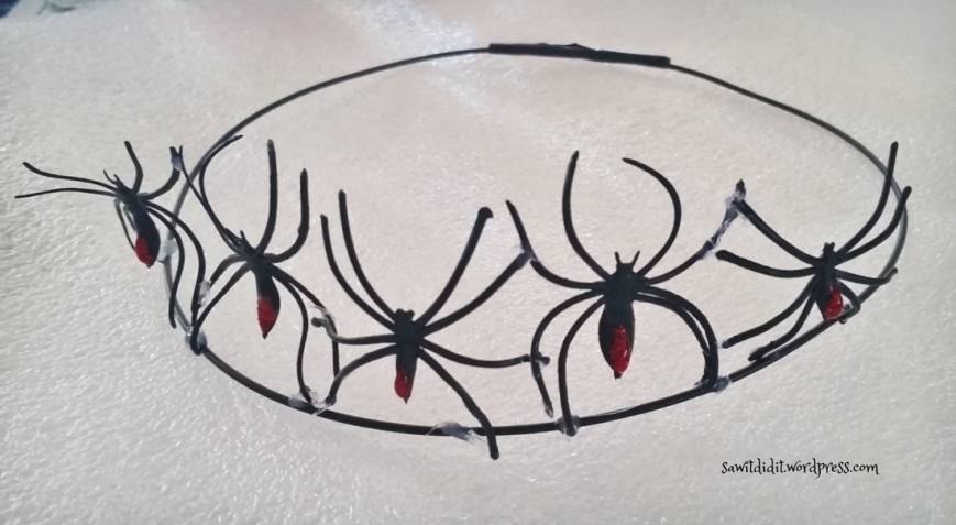 spiders 7