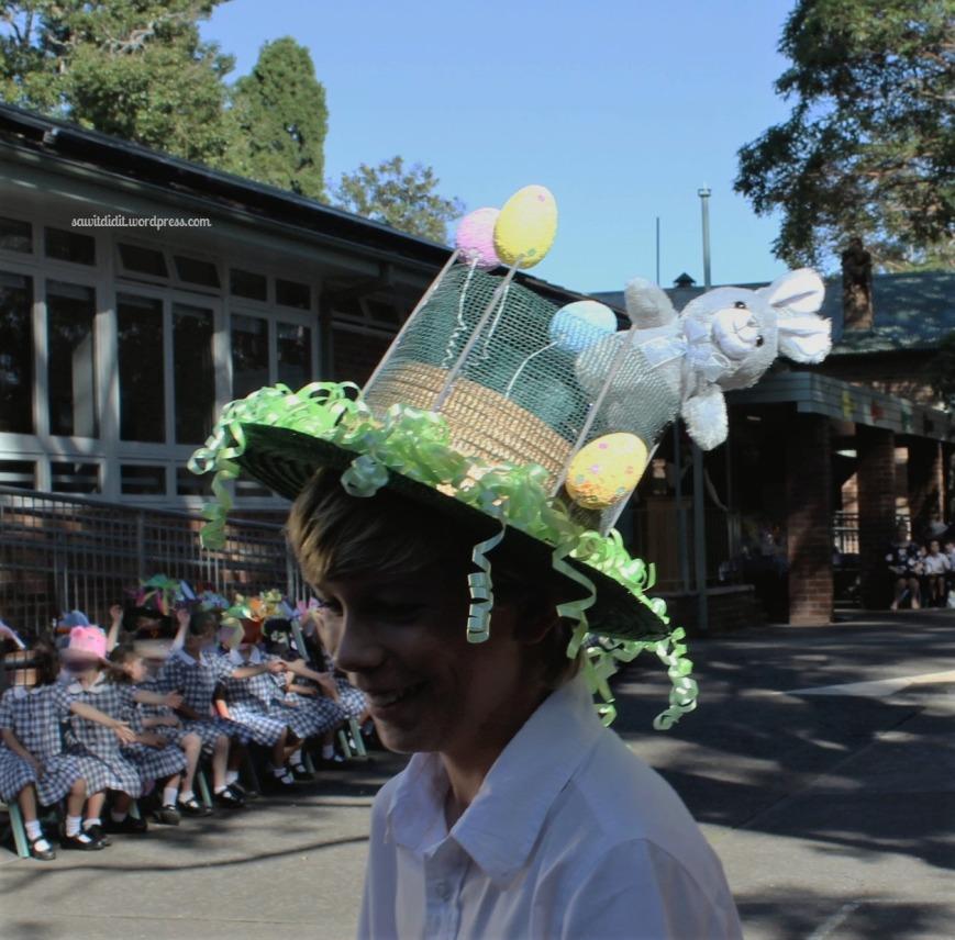 Easter hat 3