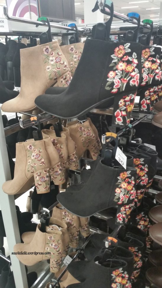 Kmart boots