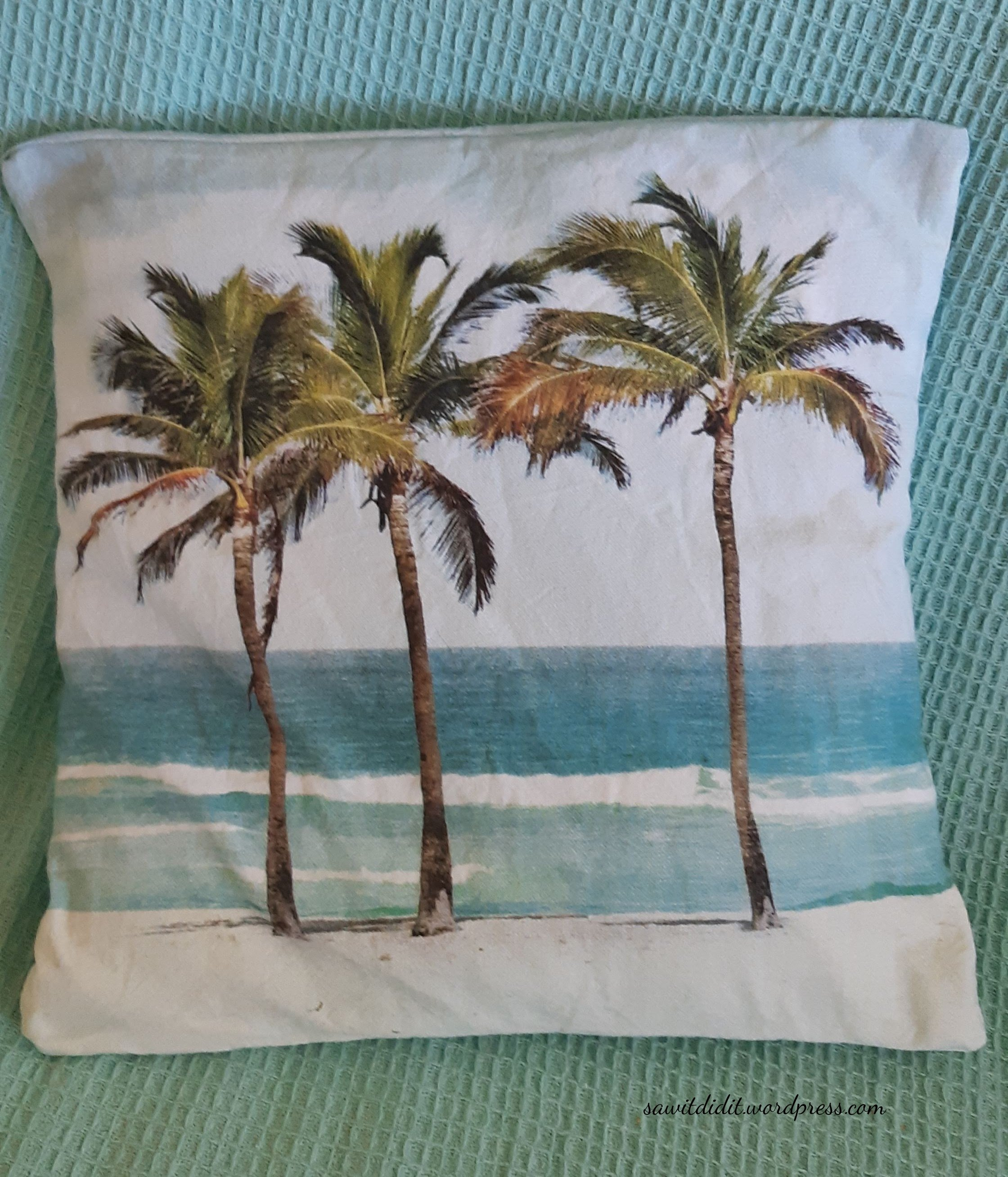 tea towel cushion cover 5